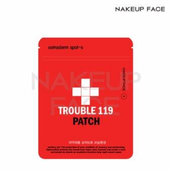 Harga [Nakeup Face] Nakeup Face Trouble 119 Patch (29Patches)/Acne/Pimple/