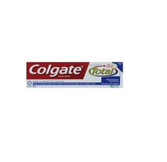Harga Colgate Total Professional Whitening Anticavity Toothpaste 150g