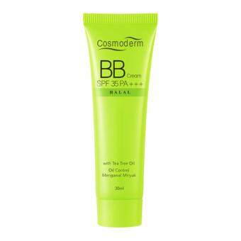 Harga Cosmoderm, TTO BB Cream 01- Nude (30ml)