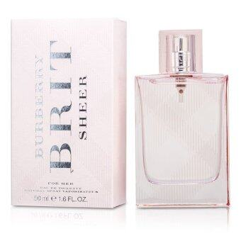 Harga Brit Sheer Eau De Toilette Spray 50ml/1.7oz