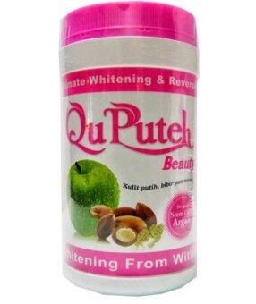 Harga QU Puteh Beauty Whitening Drink