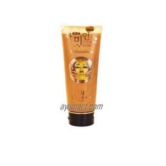 Harga 2 Set Korea 24k Gold Mask L-Glutathione (220ml)