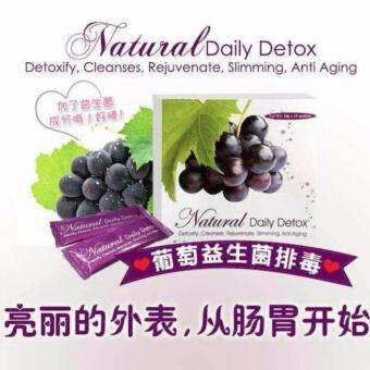 Harga Natural Daily Detox
