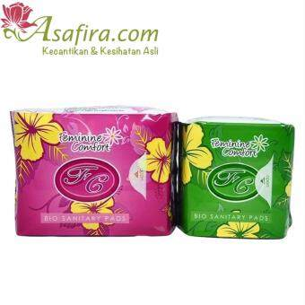 Harga Avail Bio Sanitary Pantyliner (3 Units) + Night Care Pad (3 Units)