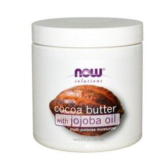 Harga Now Foods Cocoa Butter with Jojoba Oil