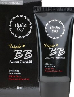 Harga ElishaCoy Always Triple BB Cream