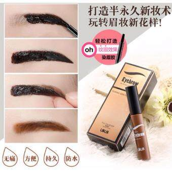 Harga OS Eyebrow Semi-Permanent Natural Tattoo Brow Gel