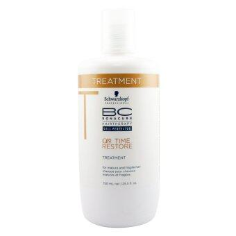 Harga Schwarzkopf BC Time Restore Q10 Plus Treatment 750ml