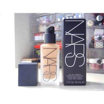 Harga NARS ALL DAY LUMINOUS WEIGHTLESS FOUNDATION #Mont Blanc/ Light 2