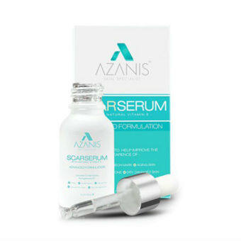 Harga Azanis Scar Serum Advance Formulation 3x More Effective!