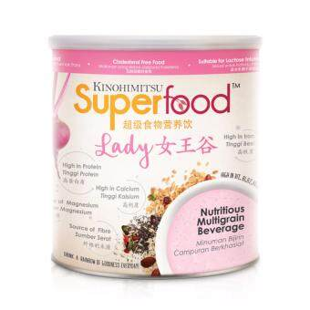 Harga Kinohimitsu Superfood Lady 500g