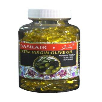 Harga Extra Virgin Olive Oil Bashair (100 Capsules)