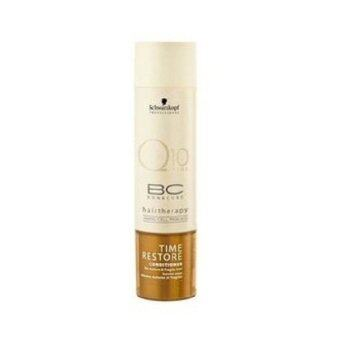 Harga Schwarzkopf Bonacure Hairtherapy Time Restore Q10 Conditioner 200ml