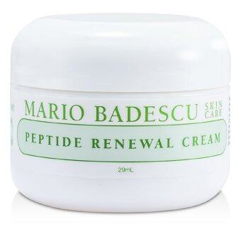 Harga Mario Badescu Peptide Renewal Cream 29ml/1oz
