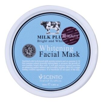 Harga Scentio Beauty Buffet Milk Plus Whitening Facial Mask