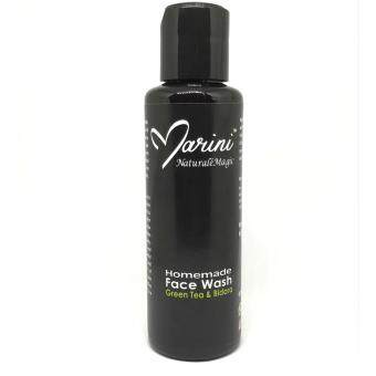 Harga Marini Naturalemagic Liquid Face Wash Green Tea and Bidara (Sidr) (90ml)