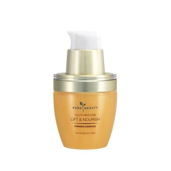 Harga PURE BEAUTY Youth Restore Lift & Nourish Firming Essence Serum 30ml