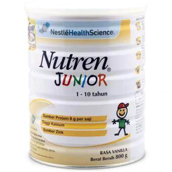 Harga NESTLE NUTREN JUNIOR 800G