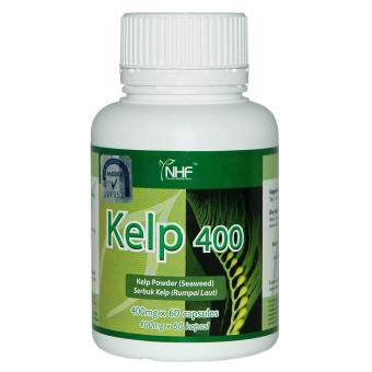 Harga Natural Health Farm Kelp 400 - Natural Kelp (60 capsules)