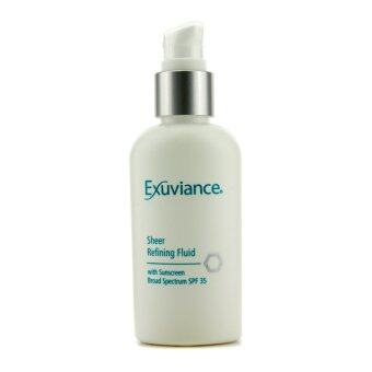 Harga Exuviance Sheer Refining Fluid SPF 35 (For Oily/ Acne Prone Skin) 50ml/1.75oz