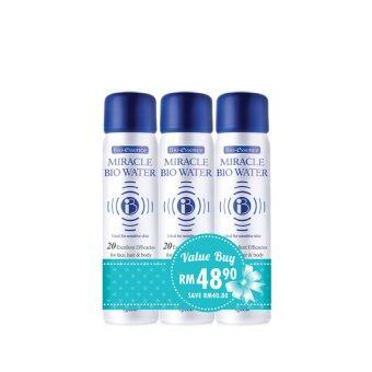 Harga BIO-ESSENCE Miracle Bio Water 3x100ml