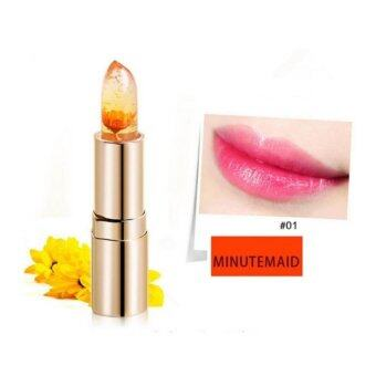 Harga Kailijumei Gold Foil Glitter Jelly Lipstick With Fate Of Flower Lipstick