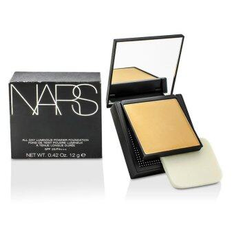 Harga NARS All Day Luminous Powder Foundation SPF25 - Deauville (Light 4 Light with a neutral balance of pink & yellow undertones) 12g