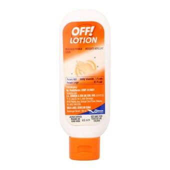 Harga Johnson OFF Lotion Mosquito Repellent 100ml