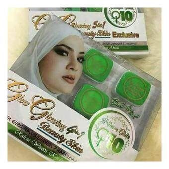 Harga (Original) Dara Anggun GLOW GLOWING 4 in 1 Skincare NEW PACKAGING
