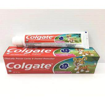 Harga Colgate Anticavity Toothpaste for Kids 2-5 years 40g