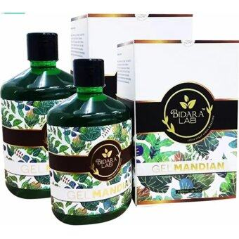 Harga Bidara Lab Combo Value Packs Gel Mandian Ekstrak Daun Bidara (500ml)