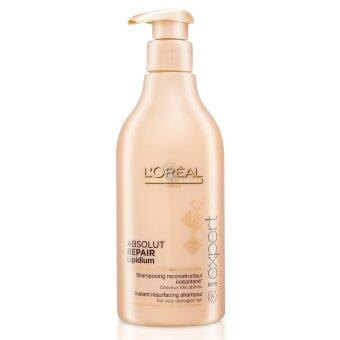 Harga Loreal Professional Expert Serie Absolut Repair Lipidium Shampoo 500ml