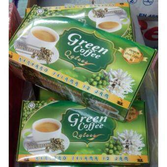 Harga QALEES GREEN COFFEE
