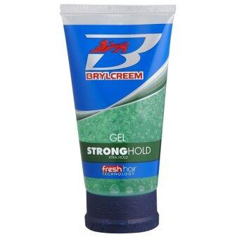 Harga Brylcreem Hair Gel Strong Hold 150ml (Tube)