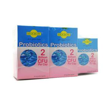 Harga Biogrow Probiotics 2 Billion CFU 90's +90's +30's