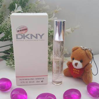 Harga [HOT SELLING] DKNY Be Delicious Donna Karan New York Gold EDP 20ml for Women( Tester - Mini Purse Perfume)