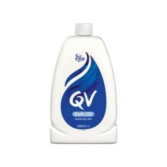 Harga Qv Bath Oil 500ml
