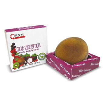 Harga Bio Natural Fruity Beauty Soap 40gm x 3