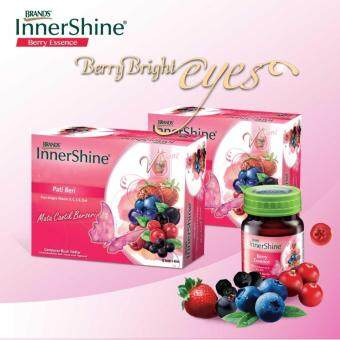 Harga InnerShine Berry Essence 12's x 2 packs (24 bottles)