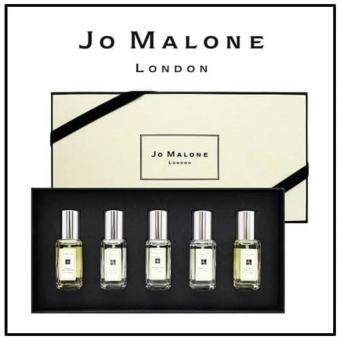 Harga Jo Malone English Pear+Red Roses+Mimosa Cardamom+ Lime Basil+Wild Bluebell Cologne London (9ml x 5) [Original]