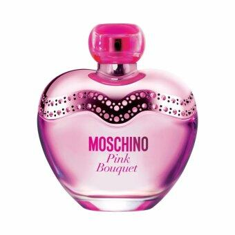 Harga Moschino Pink Bouquet 100 ml edt spray/perfume (Tester)