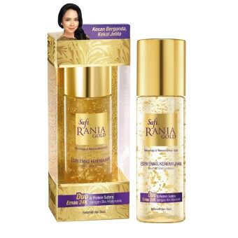Harga Safi Rania Gold Youthful Gold Essence (100ml)