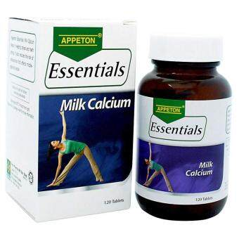 Harga Appeton Essentials Milk Calcium 300Mg 120S (for Strong Bones)