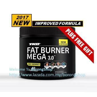 Harga Mega Fat Burner 3.0 Upgraded From Mega Pro Series ( Latest 2017 )