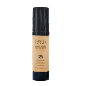 Harga Revecen Balance Natural Finish Foundation Fresh Almond