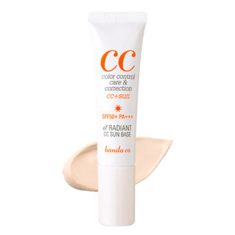 Harga Banila co IT RADIANT CC SUN BASE SPF50+ PA+++ 30ML
