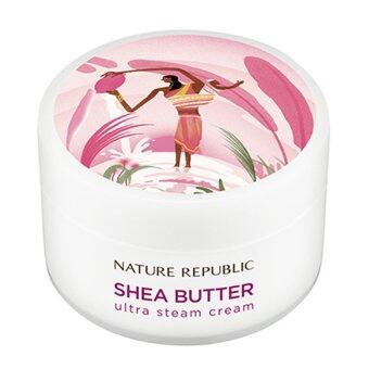Harga Nature republic Shea Butter Steam Cream [Ultra]
