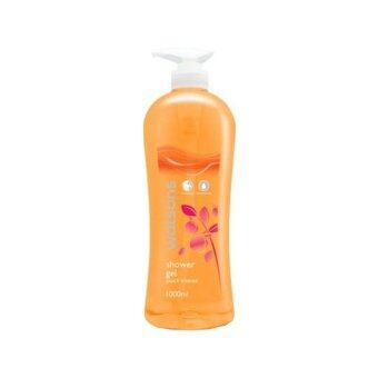 Harga WATSONS Shower Scrub Honey 700ml