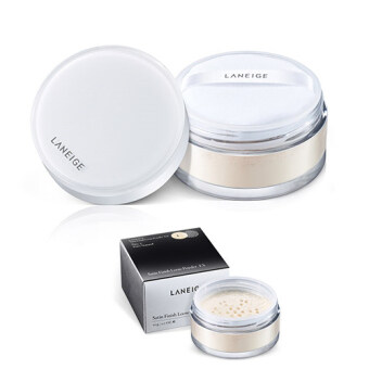 Harga Laneige Powder Satin Finish Loose Powder 20g - #01 Pure Natural