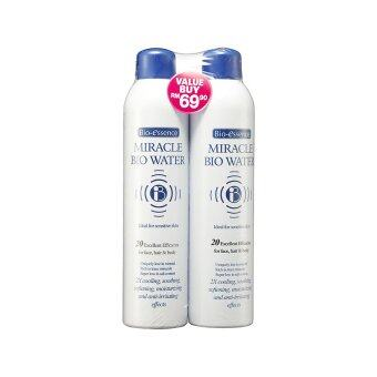Harga BIO-ESSENCE Miracle Bio Water 300ml Twinpack